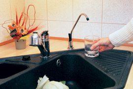 Рейтинг фильтров для воды с обратным осмосом
