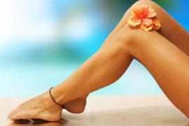 Самые красивые ноги в мире
