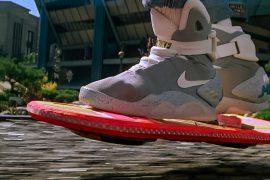Обувь из фильма «Назад в будущее» стала реальностью