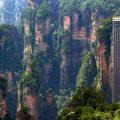 Самый большой лифт в мире среди нетронутой и необычной природы