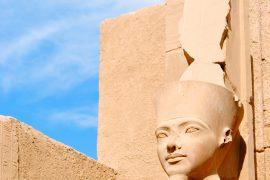 Незабываемый город Луксор в Египте