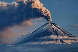 Самый большой вулкан на земле в Америке