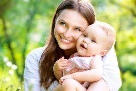 Самая молодая мама в России