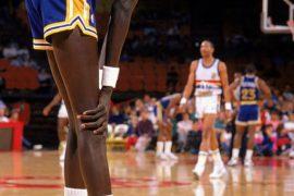 Самый высокий баскетболист в истории НБА