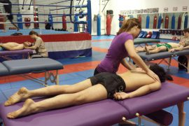 Институт профессионального массажа: обучение техникам массажа и прессотерапии для спортивных тренировок