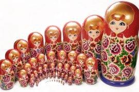 Самый типичный русский сувенир