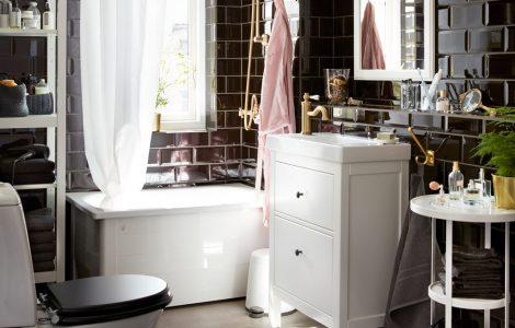 Как создать комфортный интерьер в ванной с помощью мебели