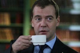 Чашечку «русиано»? Шутка Дмитрия Медведева взорвала интернет