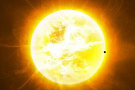 Самая близкая к Солнцу планета