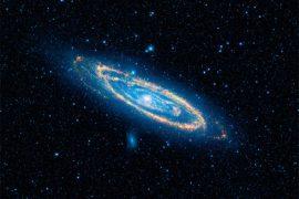 Самая большая галактика во Вселеной
