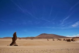 Пустыня Атакама – самая сухая в мире