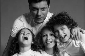 Екатерина Одинцова показала снимки с Немцовым