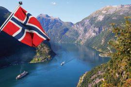 Где лучше отдыхать в Норвегии летом