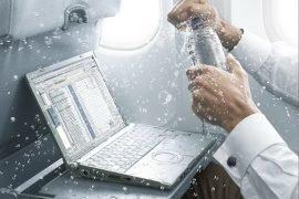 В ноутбук попала вода, какие первоначальные действия