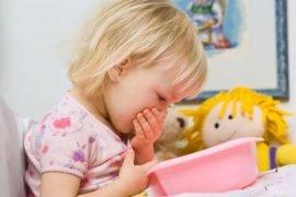Рвота у ребенка без температуры и поноса, что делать в таких случаях?