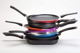 Какие сковородки самые лучшие и безопасные?