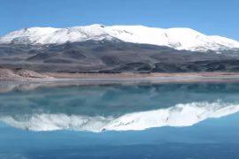 Самое высокогорное озеро в мире