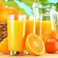 Фруктовый массаж. В ход идут апельсины