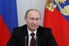 Сколько лет Владимиру Владимировичу Путину?