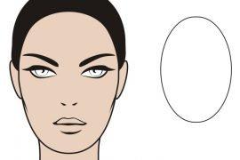 Как определить форму лица у человека?