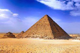 Новые загадки пирамиды Хеопса