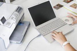 Как подключить принтер к ноутбуку – пошаговая инструкция