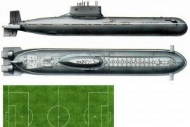 Самая большая подводная лодка в мире – характеристики и фото