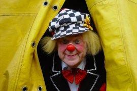 В Ростове установят скульптуру великого клоуна