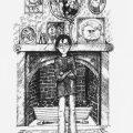 Джоан Роулинг поделилась авторскими иллюстрациями