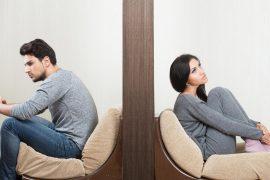 Развод: до и после