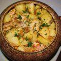 Что приготовить из картофеля и фарша