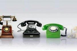 Самый первый телефон в мире