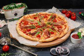 Пицца с доставкой – выгодно удобно для вас!