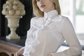 Женские рубашки как стиль жизни