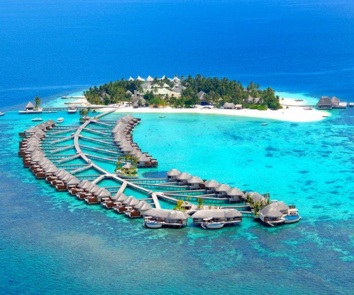 Райский отдых на Мальдивах