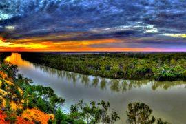 Самая длинная река Австралии