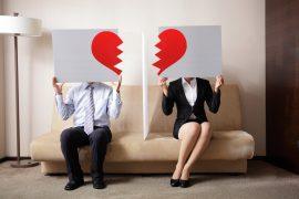 Самая частая причина разводов