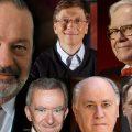 10 самых богатых людей мира