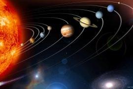 Самое большое тело в Солнечной системе