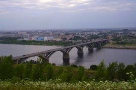 Самый длинный мост в России