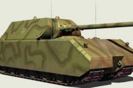 Самый тяжелый в мире танк