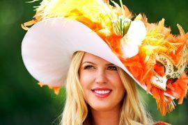 Советы женщинам. Шляпка убор от солнца