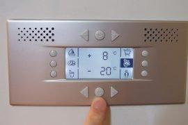Какая температура должна быть в холодильнике, чтобы не переморозить?