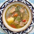 Самый популярный суп в России
