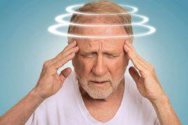 Почему голова кружится и с чем это связано?
