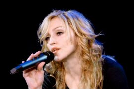 Сколько лет певице Мадонне