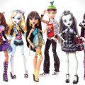 Самые дешевые куклы Монстер Хай