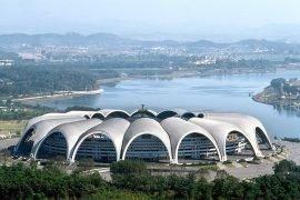 Самые большие стадионы мира – ТОП-5 гигантов
