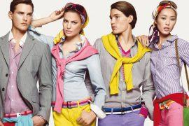 Откуда берется стоковая одежда