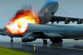 Самая крупная авиакатастрофа в мире